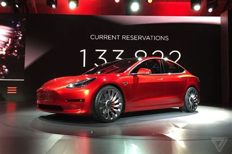 cost of tesla cars tesla unveils its low price sedan the model 3 techie news