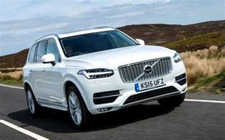 Volvo Volvo Volvo Xc90 T8 In Hybrid Driven The With The Smooth