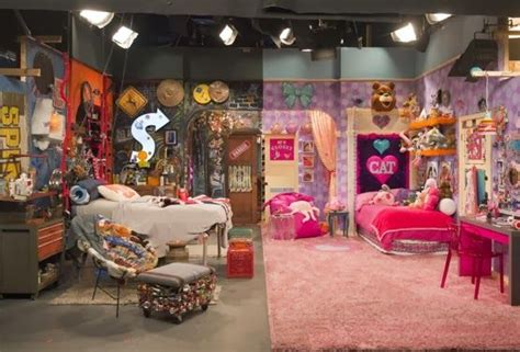cat valentine bedroom sam cat room s i liked ariana grande pinterest