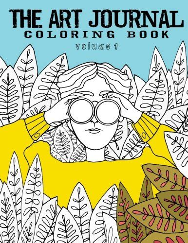 coloring book journal the journal coloring book volume 1
