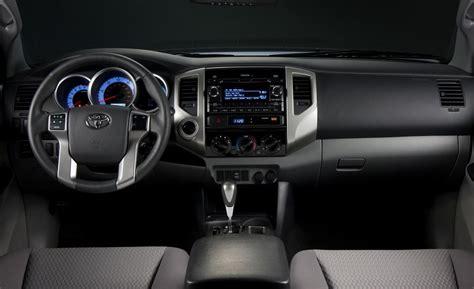 2014 Tacoma Interior by Car And Driver