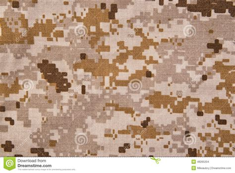 digital desert camouflage desert digital camouflage fabric texture background stock