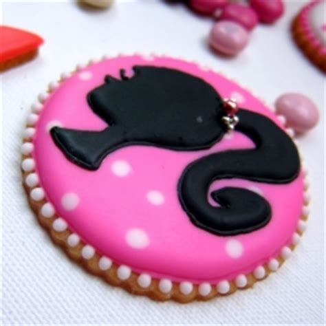 Pics Of Home Decoration Barbie Pink Sugar Cookies Tastespotting