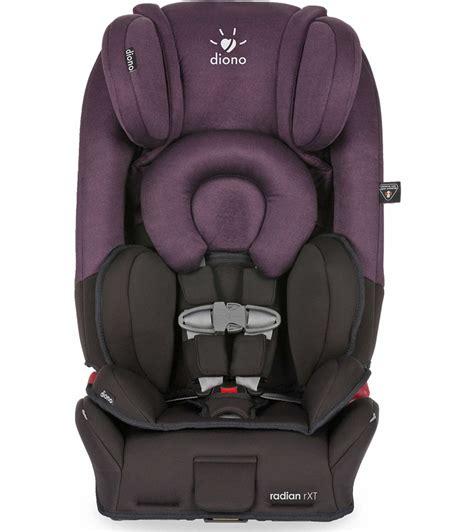 radian car seat diono radian rxt convertible booster car seat black plum