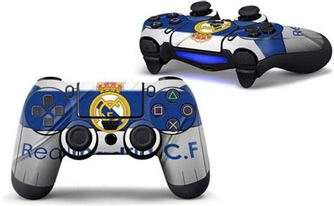 Ps4 Sticker Gs by Bol Quot Real Madrid Quot Ps4 Controller Skin