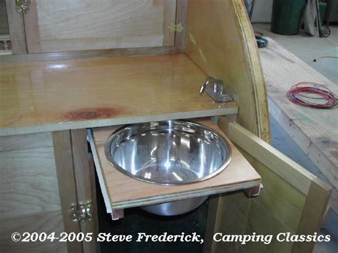 rv sink water pump mini rv sink set up with hand pump google search truck