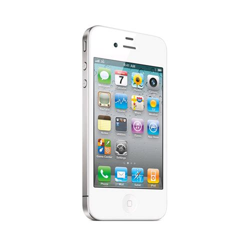 apple iphone 4s apple iphone 4s 16gb eu white refurbished expansys