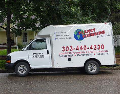 Longmont Plumbing by Sewer Scope Boulder Sewer Inspection Sewer Line