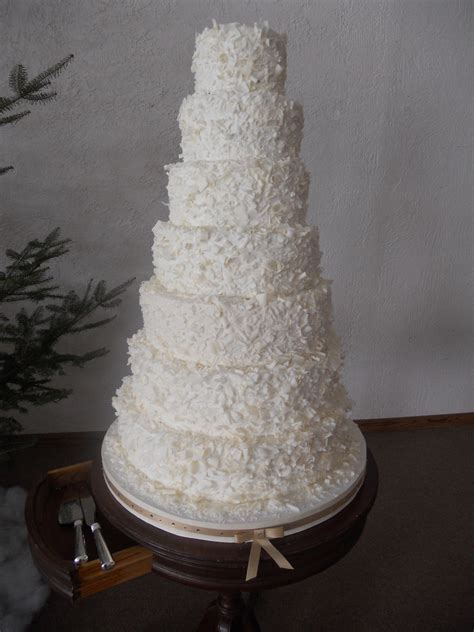 Tiered Wedding Cakes by 7 Tiered Wedding Cake Cakecentral