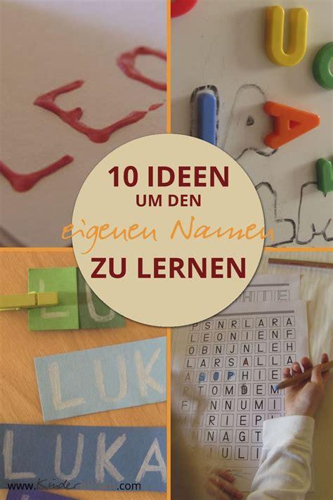 Werkstatt Namen Ideen by Die Besten 25 Schreiben Lernen Ideen Auf