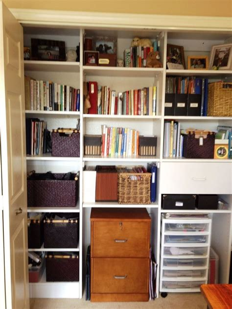 Best 25 Home Office Closet Ideas On Pinterest Small Home Office Closet Ideas