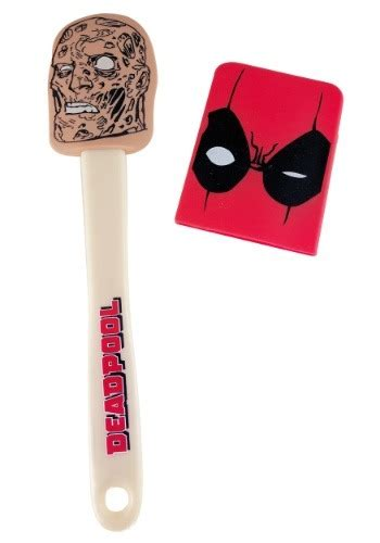Spatula Masker deadpool spatula w removable mask price tracking