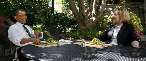 clinton house president obama and clinton meet for lunch at