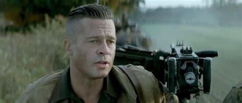 film perang fury brad pitt pimpin pertempuran hidup mati di trailer fury