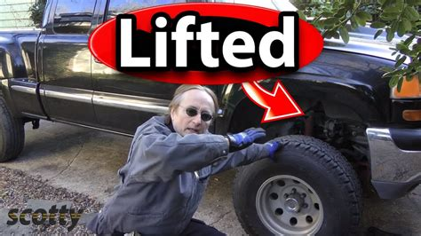 me a truck why it s dumb to lift a vehicle