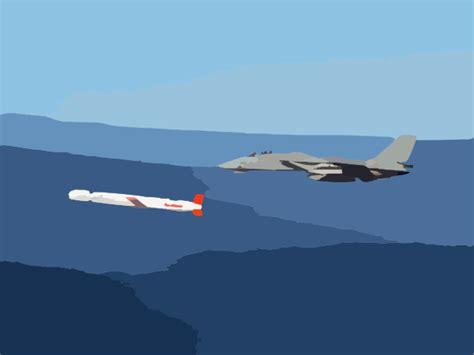tactical tomahawk block iv cruise missile clip art