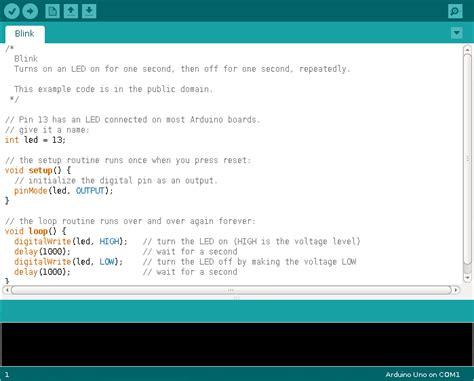 arduino code exles install arduino ide in ubuntu scidle