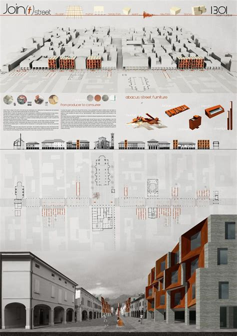 architectural layouts 19 best presentation boards images on pinterest