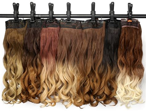 best clip in hair extensions for hair best aliexpress hair extensions brands reviews