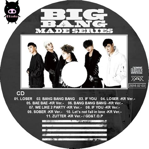 Original Dvd Big Made In Seoul jyjラベル たまに bigbang