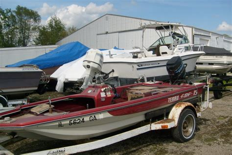 used skeeter bass boats for sale in illinois 1976 terry boats 15 abf for sale in lynwood illinois usa