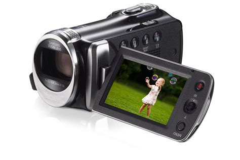 comprar video camara videocamara samsung f90 full hd pantalla 2 7 quot zoom optico