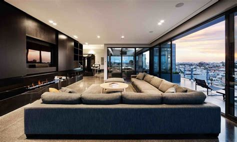 Modern Living Room by 51 Modern Living Room Design From Talented Architects