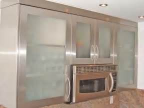 stainless steel kitchen cabinets kitchen and dining