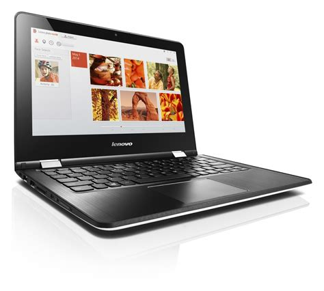 Notebook Lenovo 300 laptop lenovo ideapad 300 11iby n3540 touch11 6hd 4gb 256ssd int w8 1 80m0005gpb delkom pl