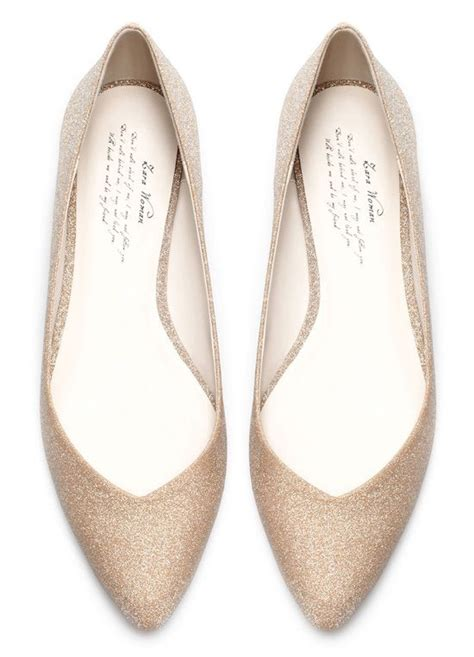 Golden Flats by 25 Best Ideas About Bridal Flats On