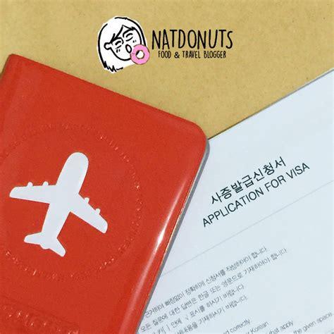 biaya pembuatan visa korea selatan 2015 korea cara mengurus visa korea selatan 2015 natdonuts