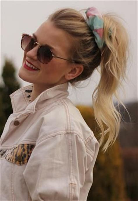 how do you put a pony tail scrunchie on short hair 9 things kids are doing these days that are actually from