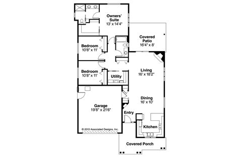 caspian floor plan cottage house plans caspian 30 868 associated designs