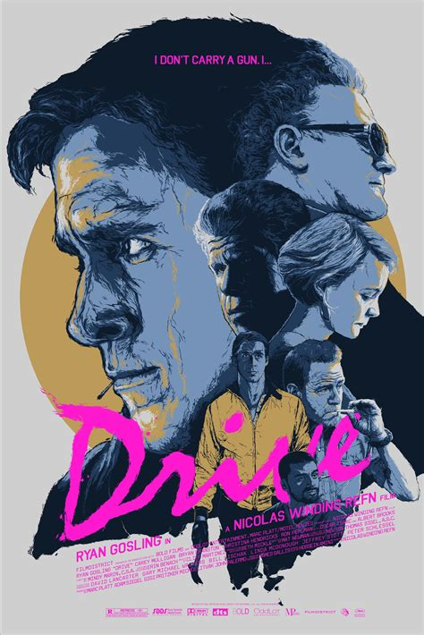 drive poster drive 2011 flicks and pieces