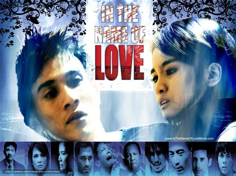 film love name download wallpaper во имя любви in the name of love film