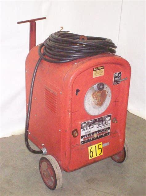 lincoln welder 250 idealarc 250 lincoln wiring diagram idealarc get free