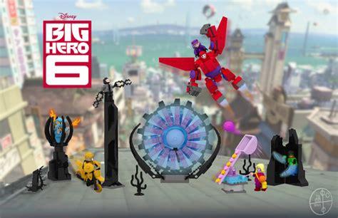 Lego Lele 34012 6 Power Mini Figure image gallery lego big 6 toys