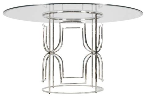 dining table base only contemporary table tops and bases by worlds away