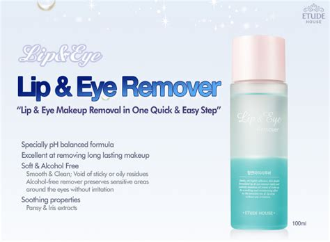 Remover Viva Lip And Eye etude house lip eye remover