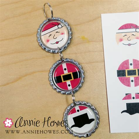 blog update free tutorial for making adorable bottle cap