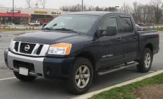 Nissan Totan Nissan Titan The About Cars