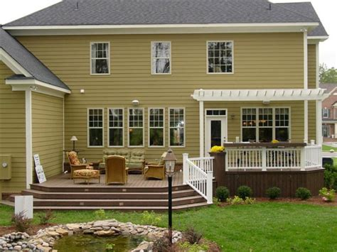 Multi Level House Floor Plans Deck Design Ideas For Creating The One Of A Kind Deck Of