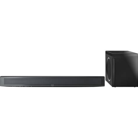 panasonic sc htb500 sound bar home theater system sc