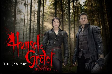 Hansel And Gretel hansel and gretel witch hunters teaser trailer