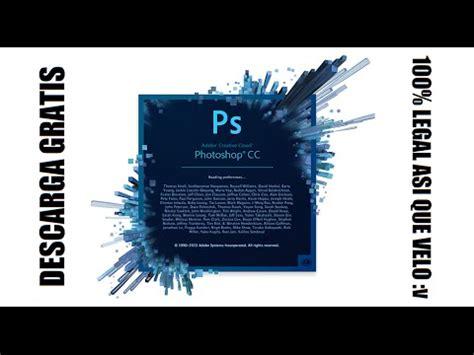 tutorial photoshop cs6 español pdf gratis descargar adobe photoshop cs6 cc gratis y legalmente