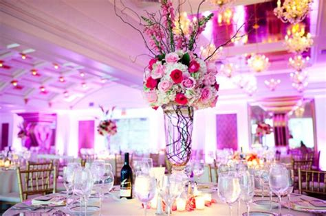 pink wedding theme decorations pink and purple wedding decorations wedding decorations