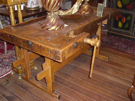 carpenter work bench  mixed woods  sale