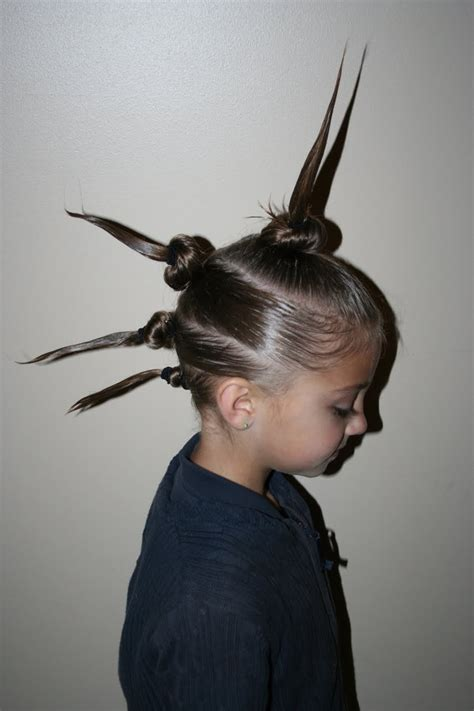 crazy hairstyles images our crazy hair day cute girls hairstyles