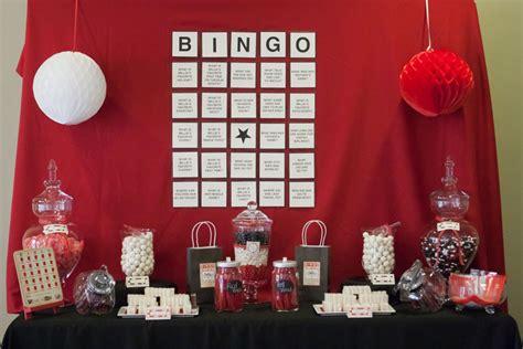 theme ideas guest post bingo ideas b lovely events