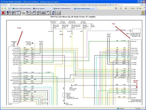 great of gmc envoy stereo wiring diagram do you for a bose 2005 gmc envoy radio wiring harness wiring forums